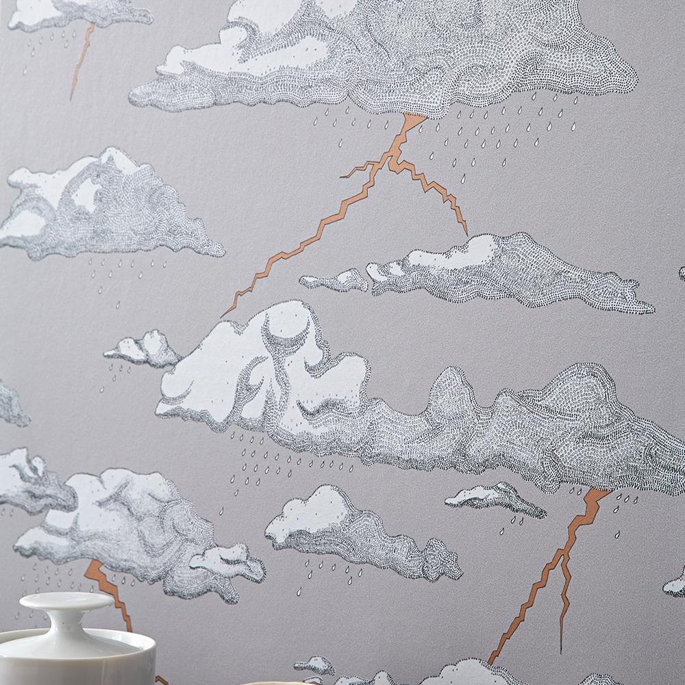 Abigail Edwards | Storm Clouds in Greysky