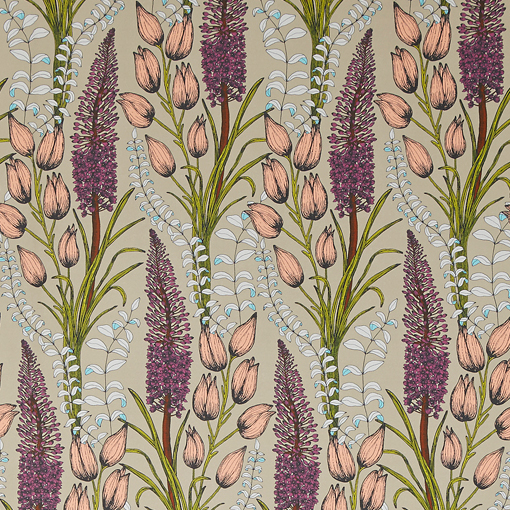 Abigail Borg   Foxtail Lily Taupe