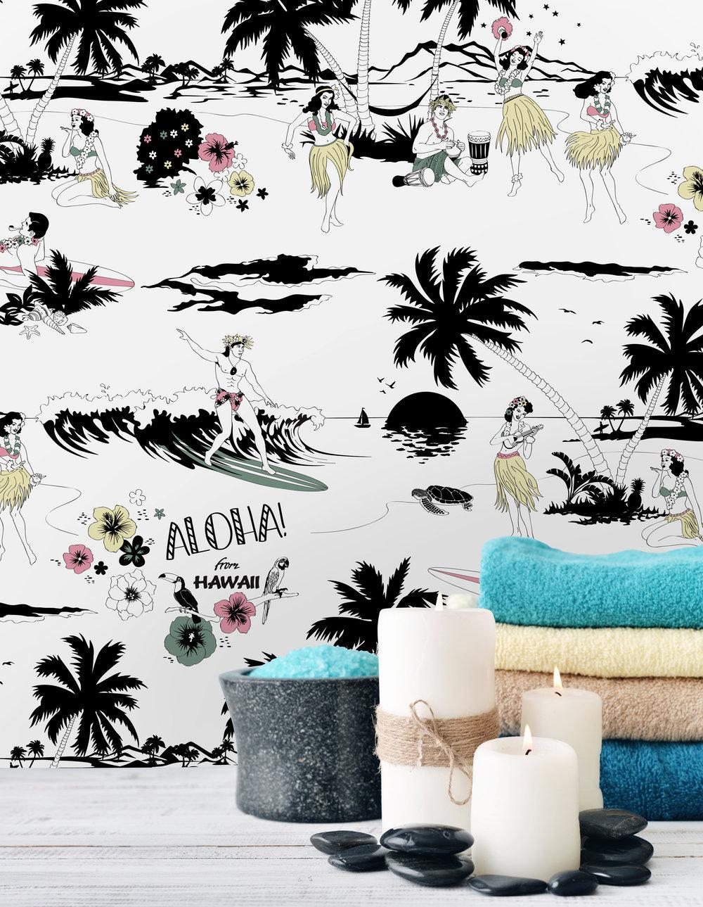 Dupenny | Aloha! Color