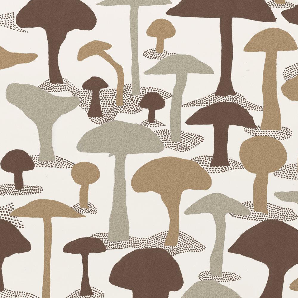 Makelife | Mushroom Metallic