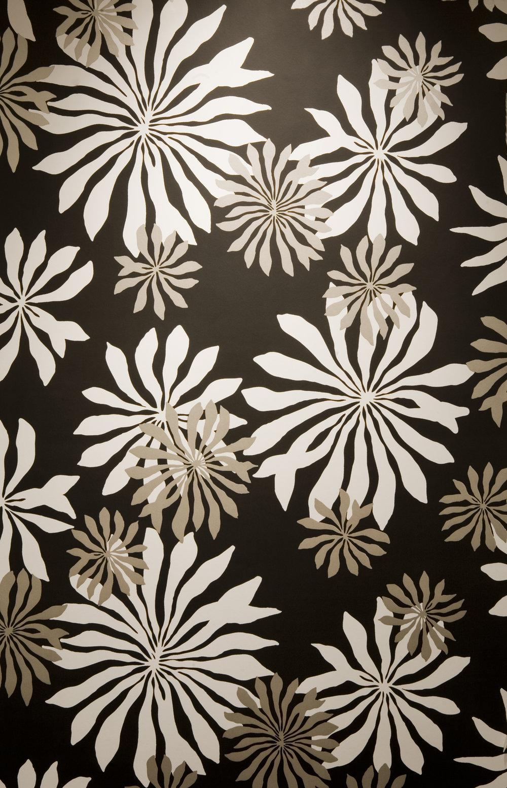 Miss Prints | Fleur Black