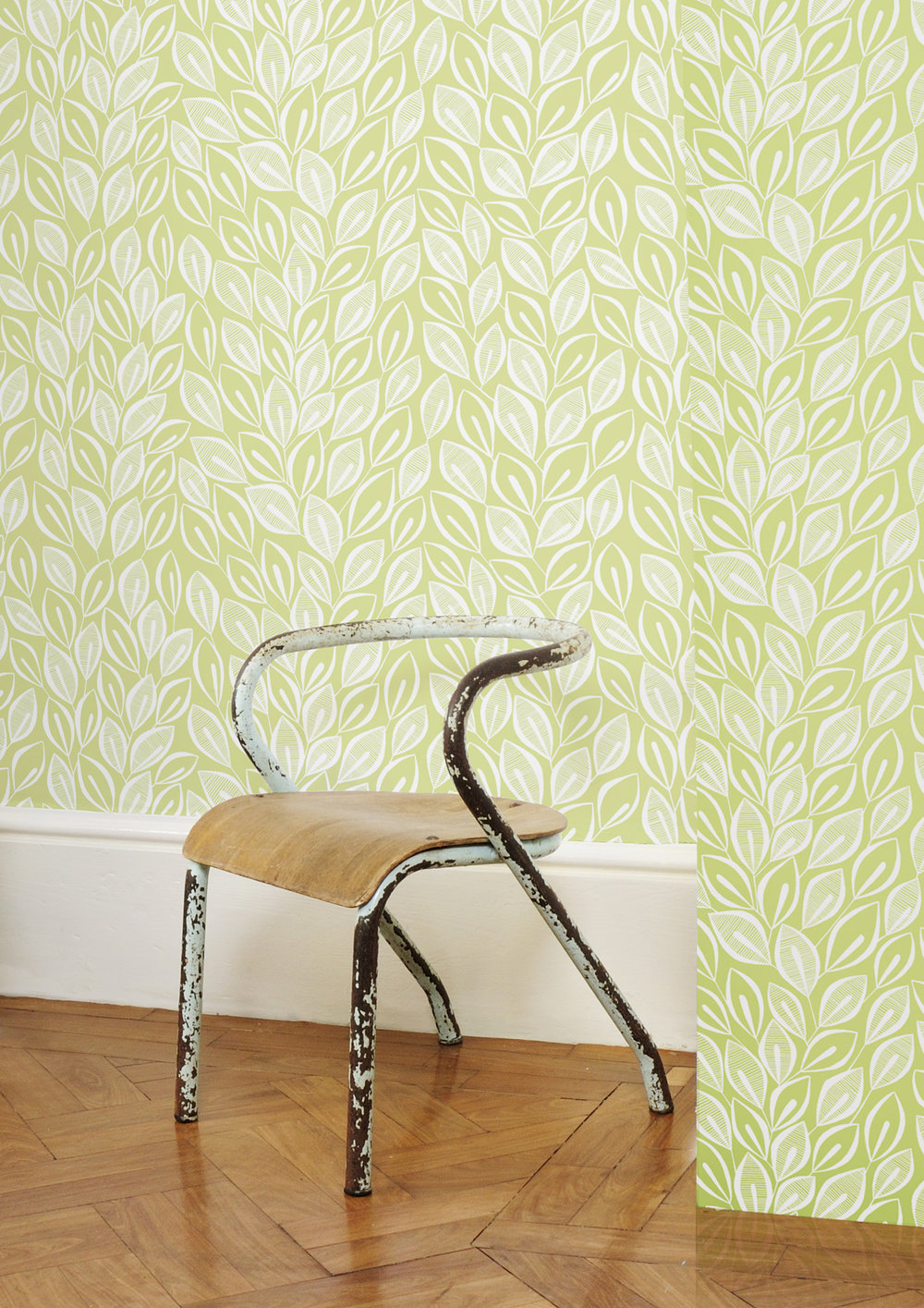 Miss Prints | Leaves Absinthe with White Room