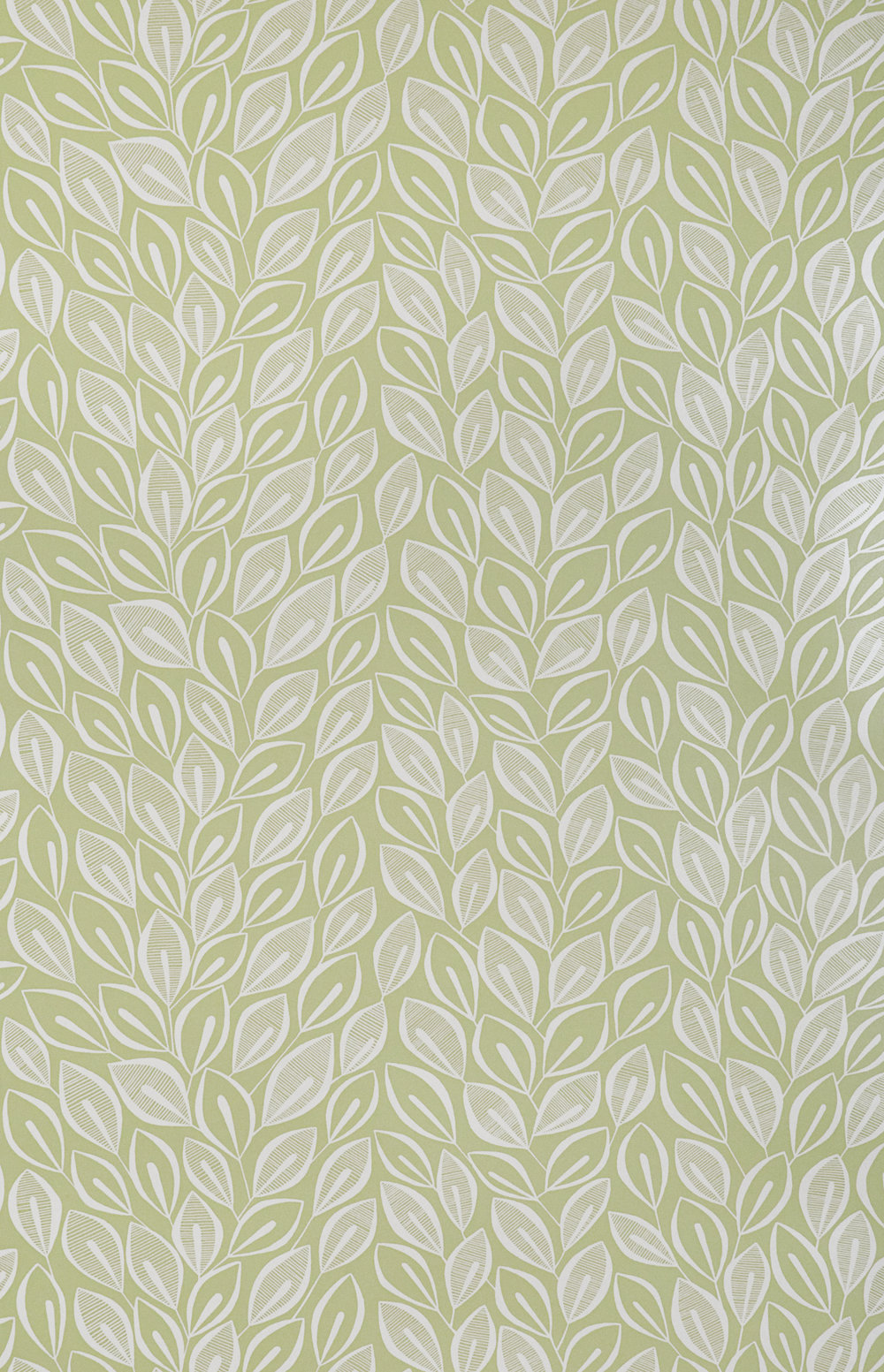 Miss Prints | Leaves Absinthe with White