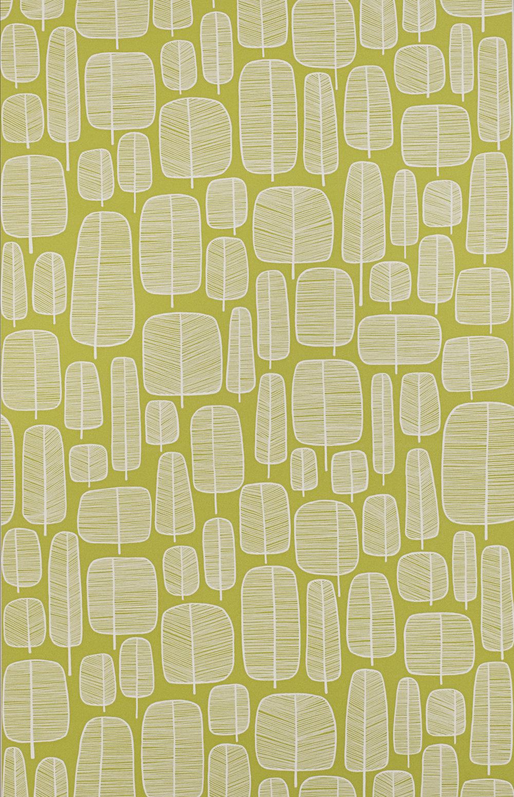 Miss Prints | Little Trees Moss
