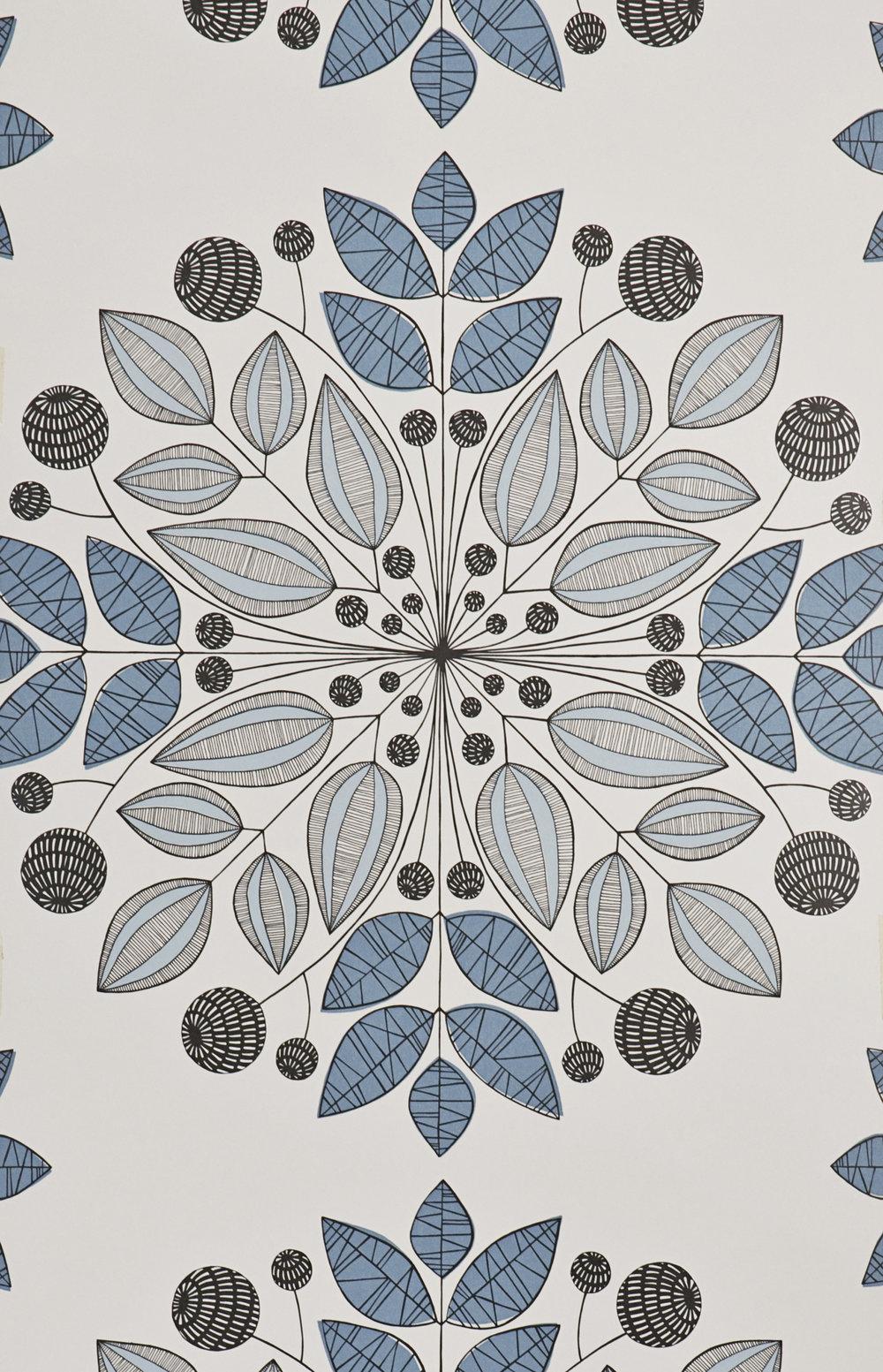 Miss Prints | Kaleidoscope Blues