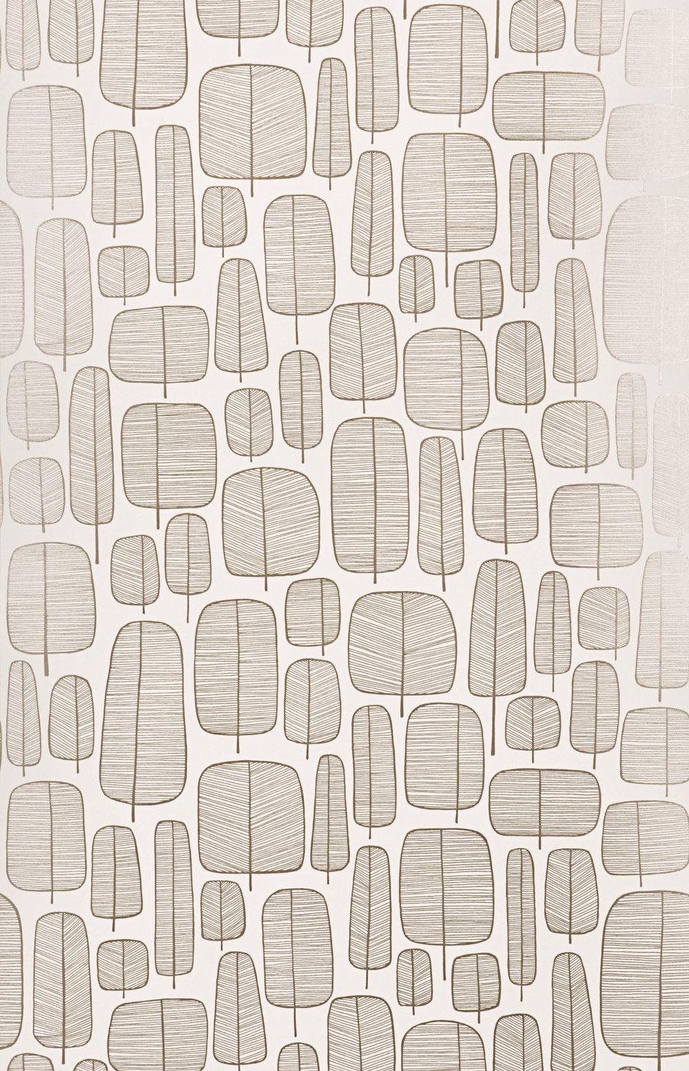 Miss Prints | Little Trees Copperslip