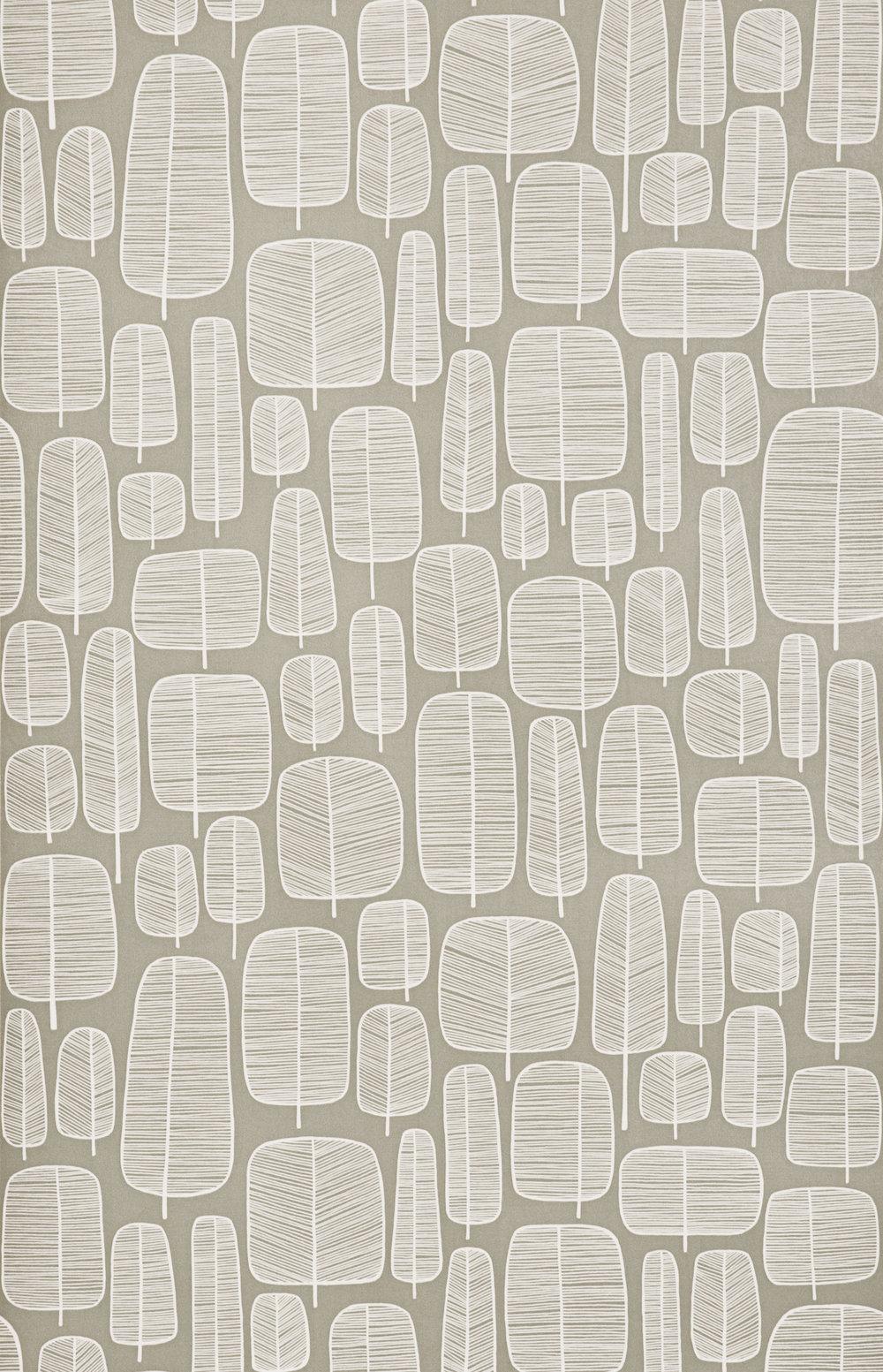 Miss Prints | Little Trees Kernel