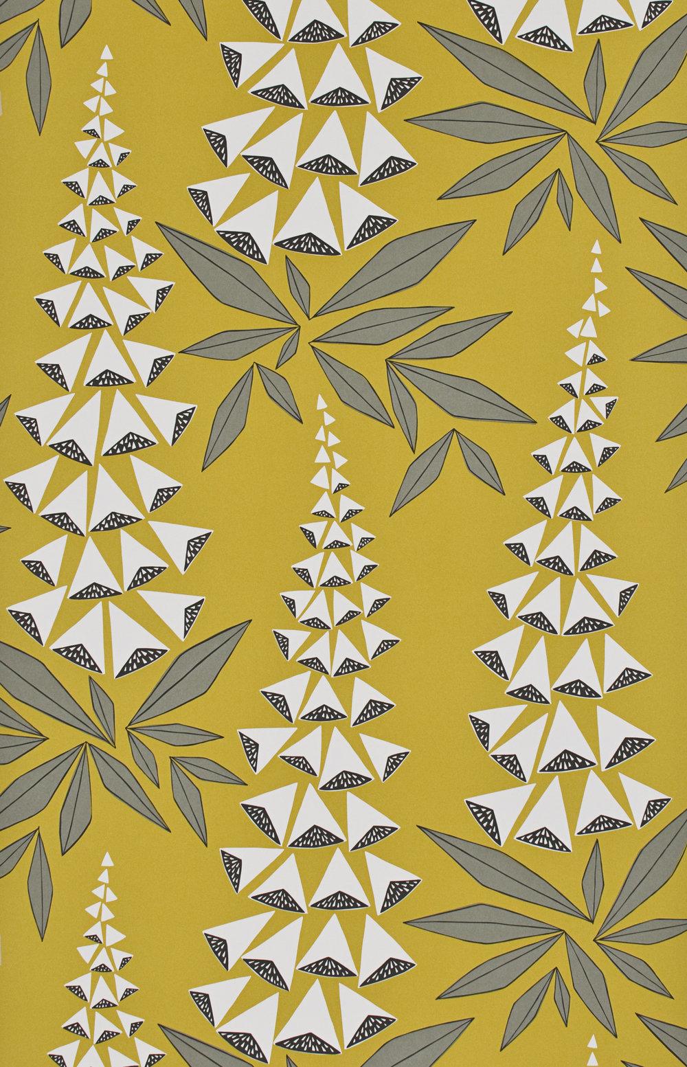 Miss Prints | Foxglove Quince