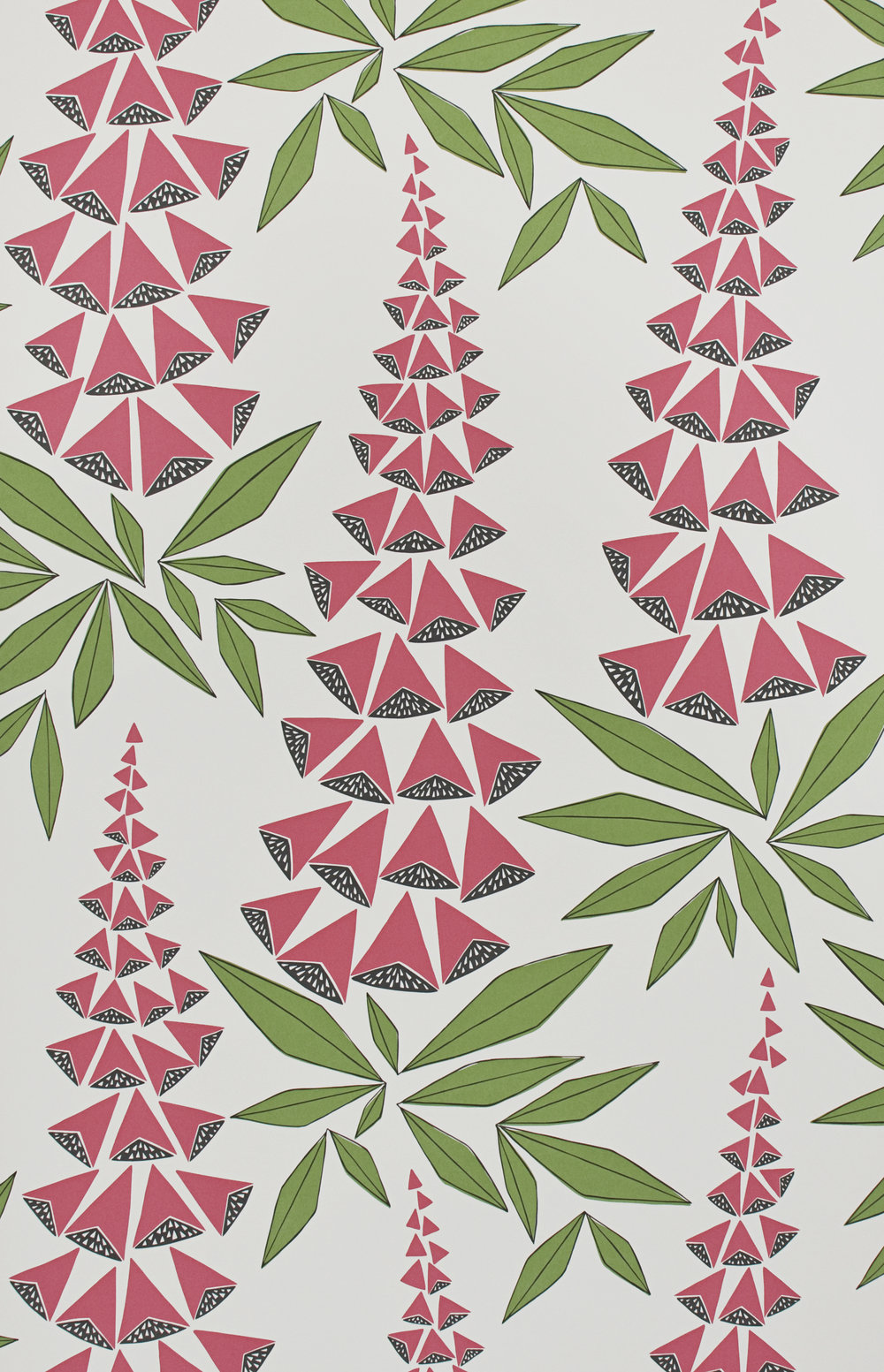 Miss Prints | Foxglove Garden