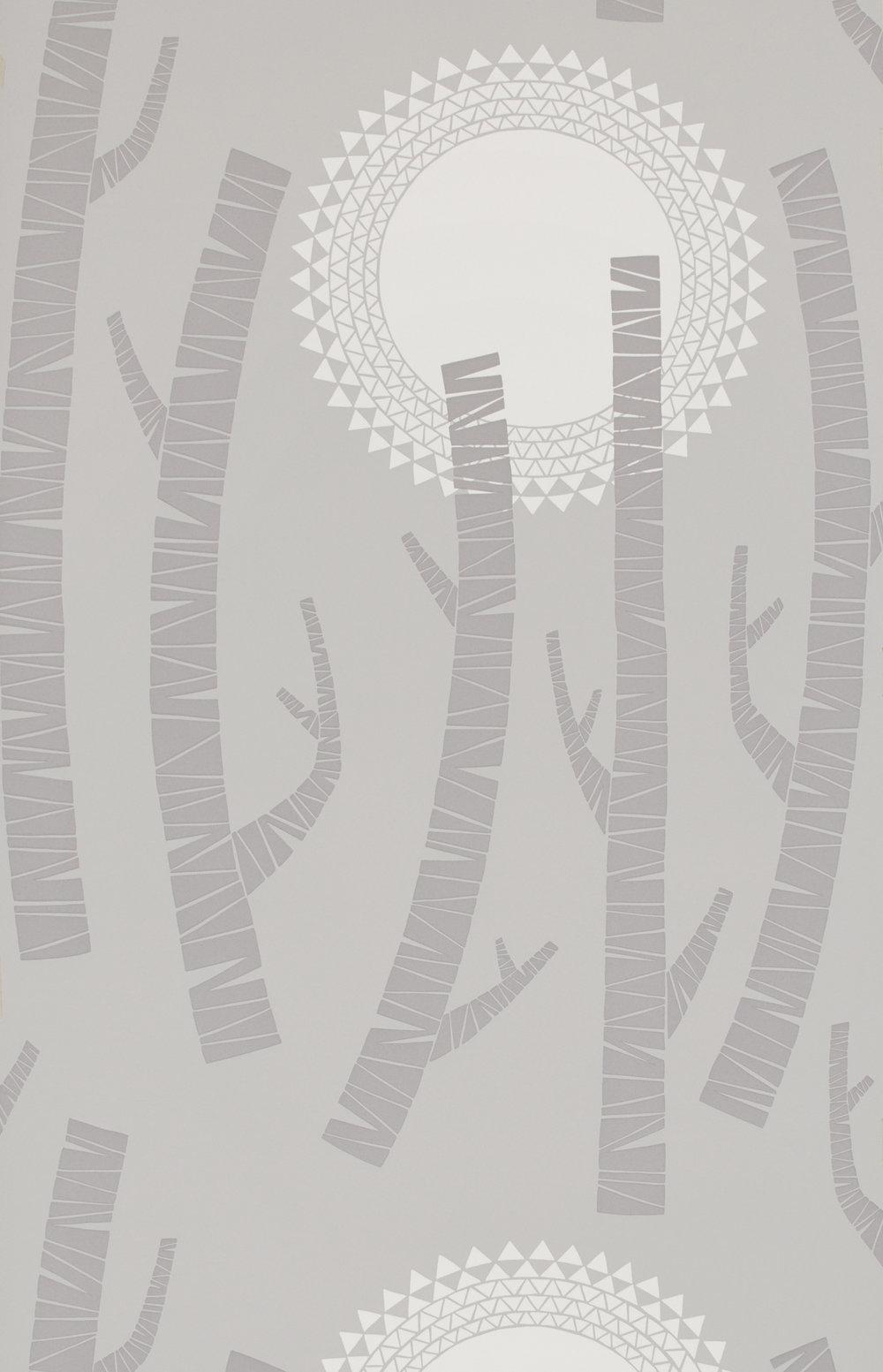 Miss Prints | Woods Haze