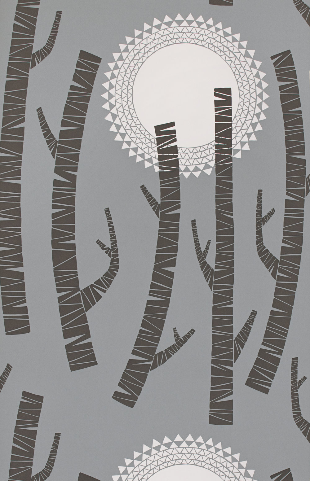 Miss Prints | Woods Twilight
