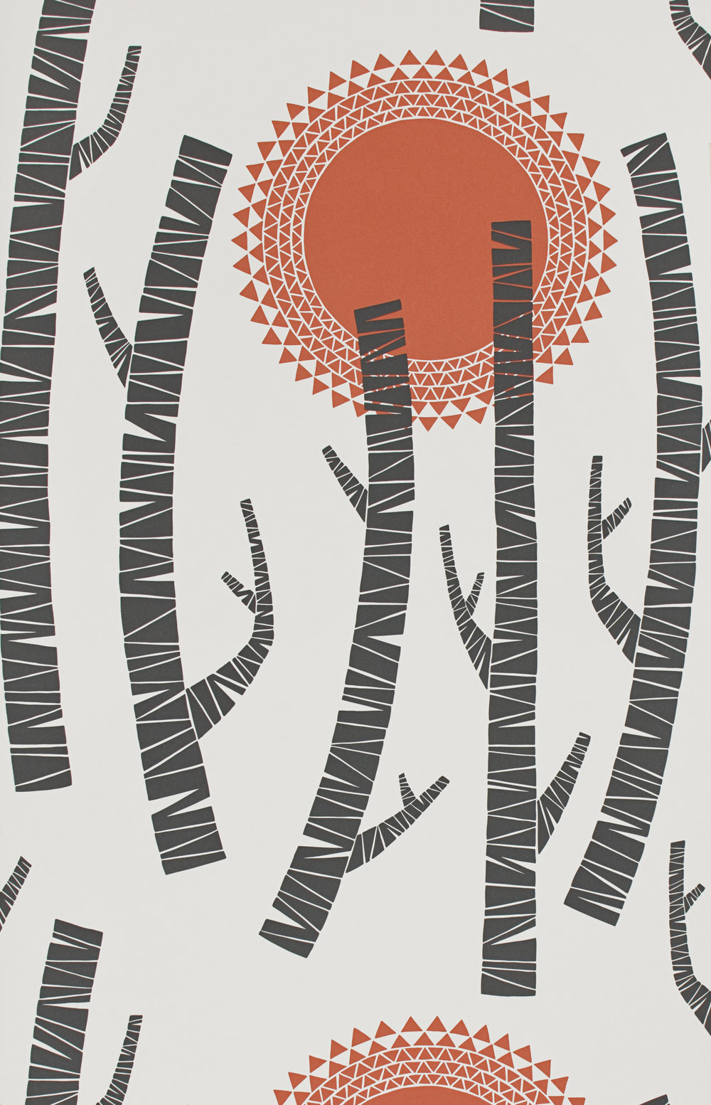 Miss Prints | Woods Aztec