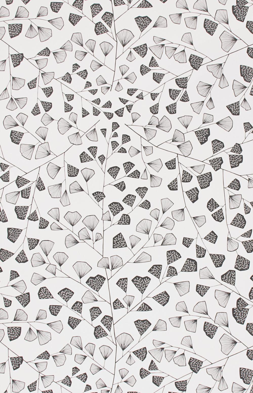 Miss Prints | Fern Carbon