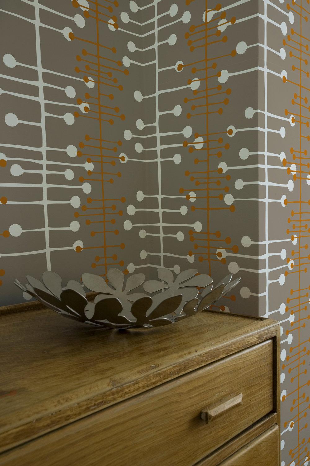 Miss Prints | Muscat Grey Room