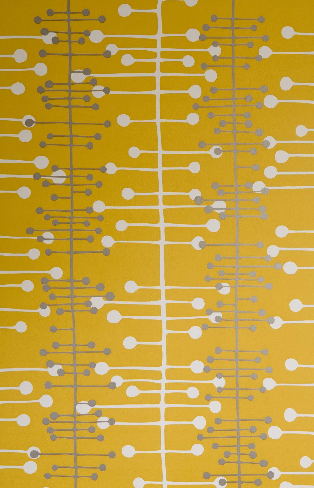Miss Prints | Muscat Yellow