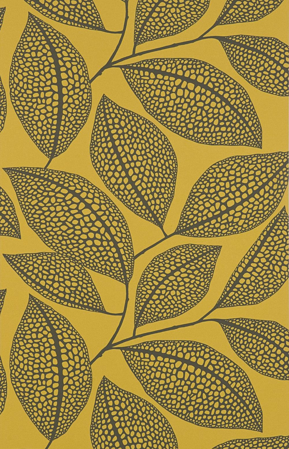 Miss Prints | Pebble Leaf Honeybee