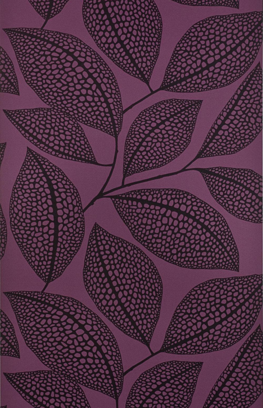 Miss Prints | Pebble Leaf Nightshade