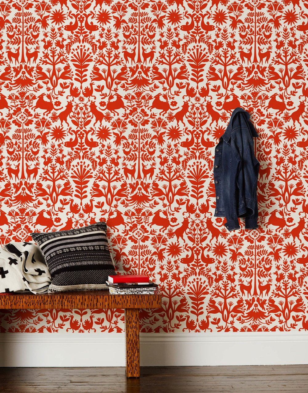 Hygge & West | Otomi Red