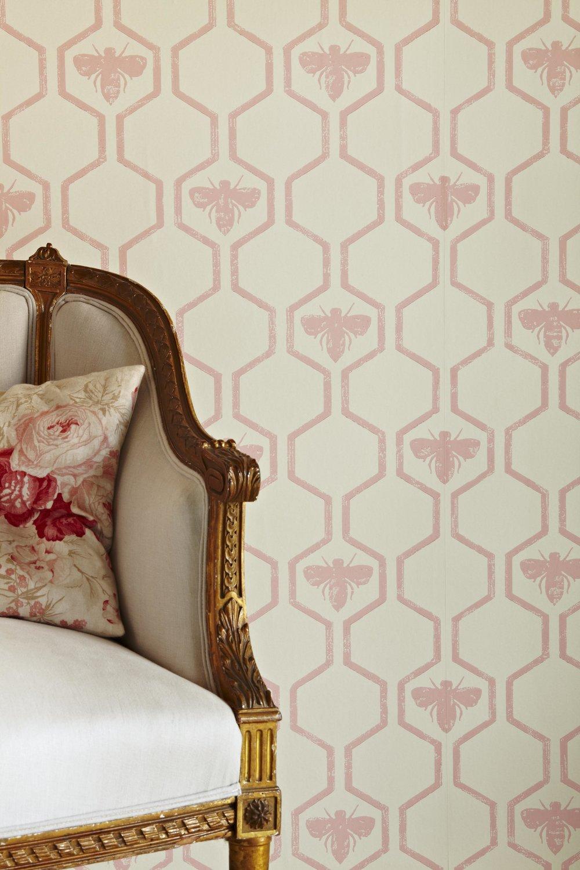 Barneby Gates - Honey Bees - Rose on Stone - Detail.jpg