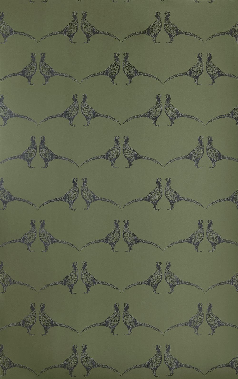 Barneby Gates - Pheasant - Camo Green - Flat 3.jpg
