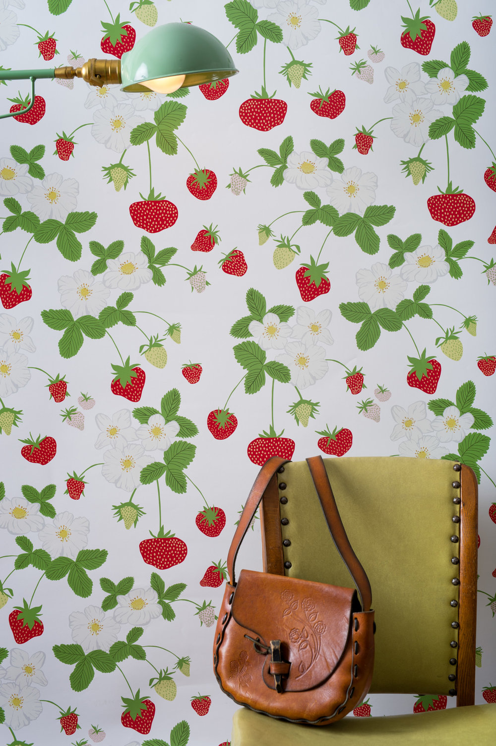 Kate Golding Wallpaper Strawberry Social 2-2.jpg