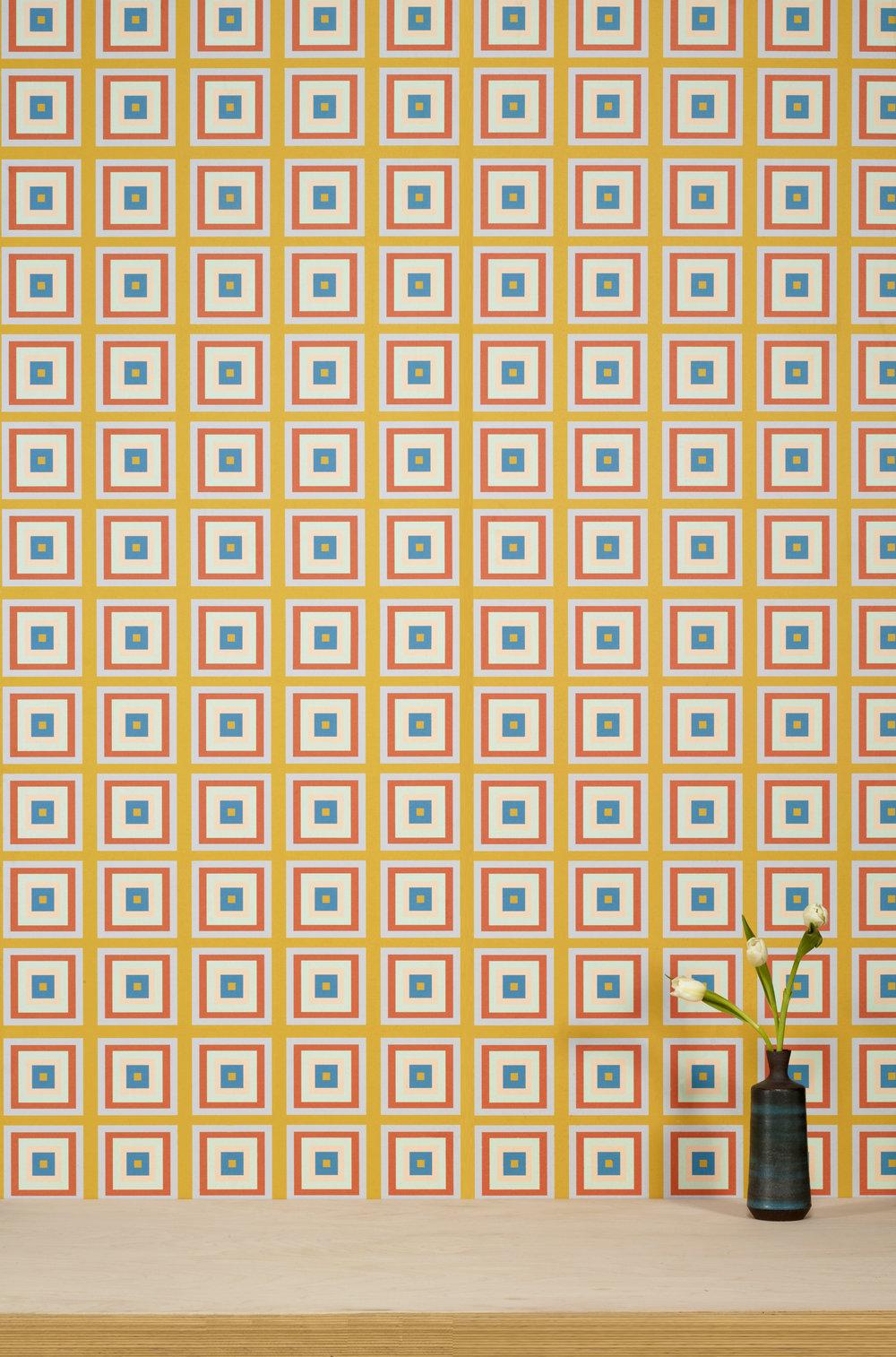 wolfum squaresville mustard wallpaper.jpg
