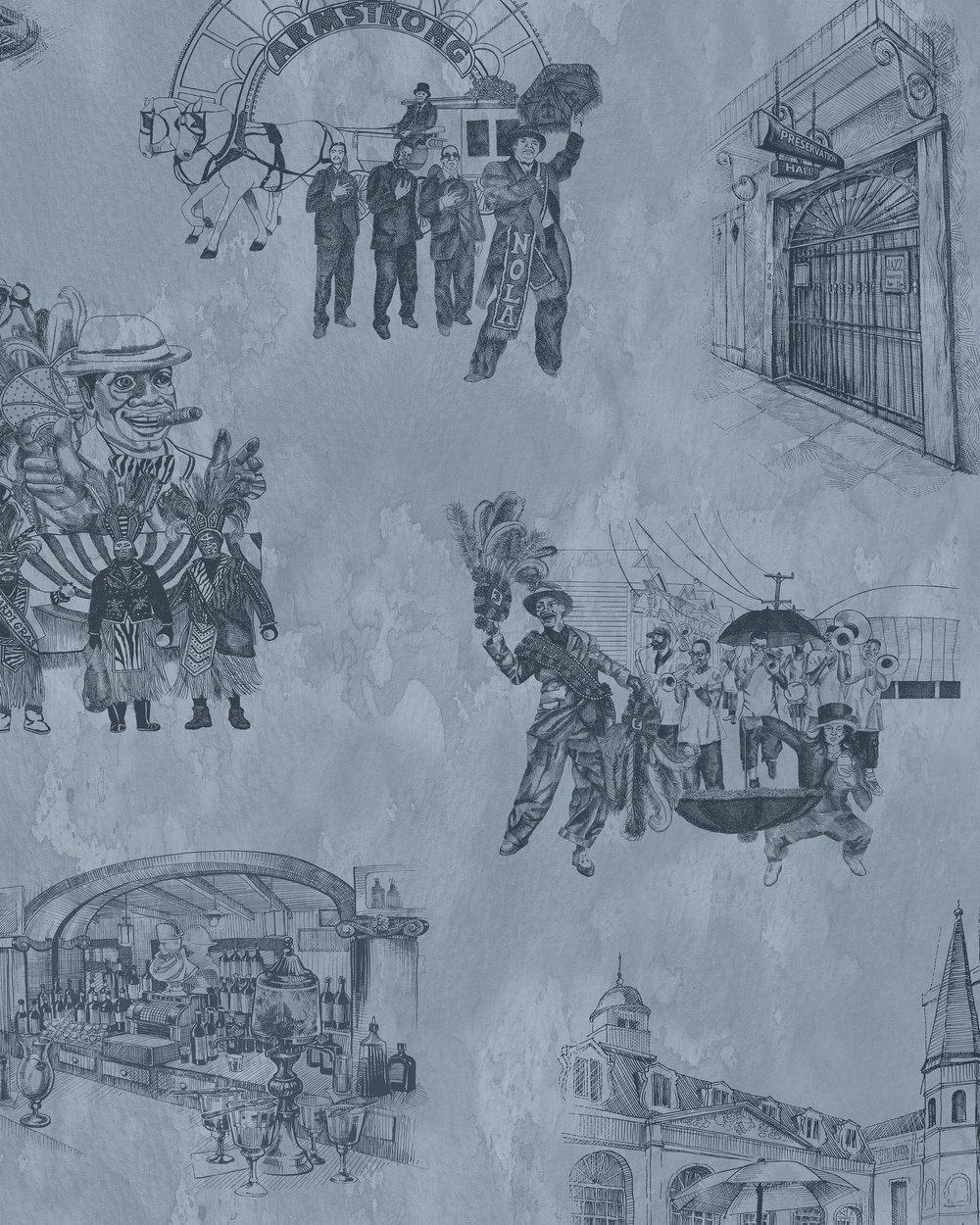 New Orleans Toile - Backstreets Indigo Tight.jpg