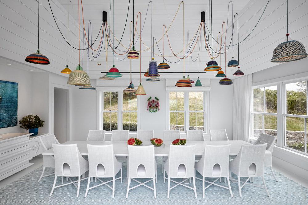 MONTAUK BEACH HOUSE, BY GHISLAINE VIÑAS. ARCHITECT:ARCOLOGICA  | PHOTO: GARRETT ROWLAND