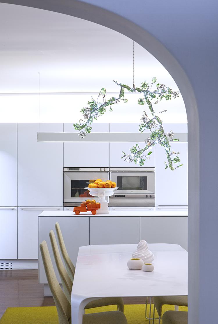 LOS FELIZ HOUSE, CA. DESIGN BY BY GHISLAINE VIÑAS.ARCHITECT: CHET CALLAHAN  | PHOTO: ART GRAY