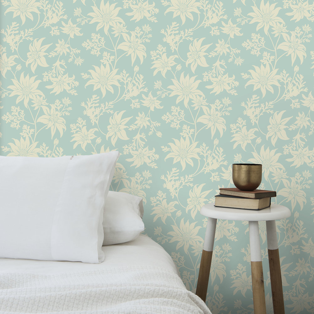 WALLPAPER FF SALTBUSH W WHT PILLOW.jpg