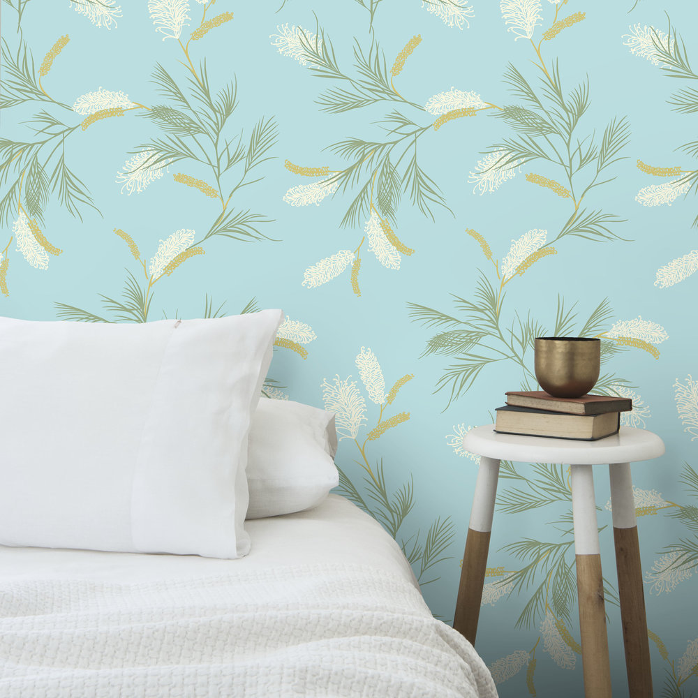 WALLPAPER GV BLUE W WHITE PILLOW CLOSEUP.jpg