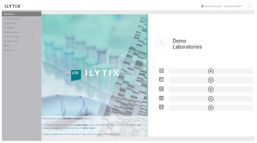 LTS ILYTIX™ Demo Walk Through