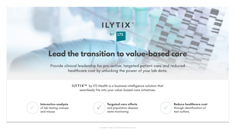 LTS ILYTIX™ Intro Presentation