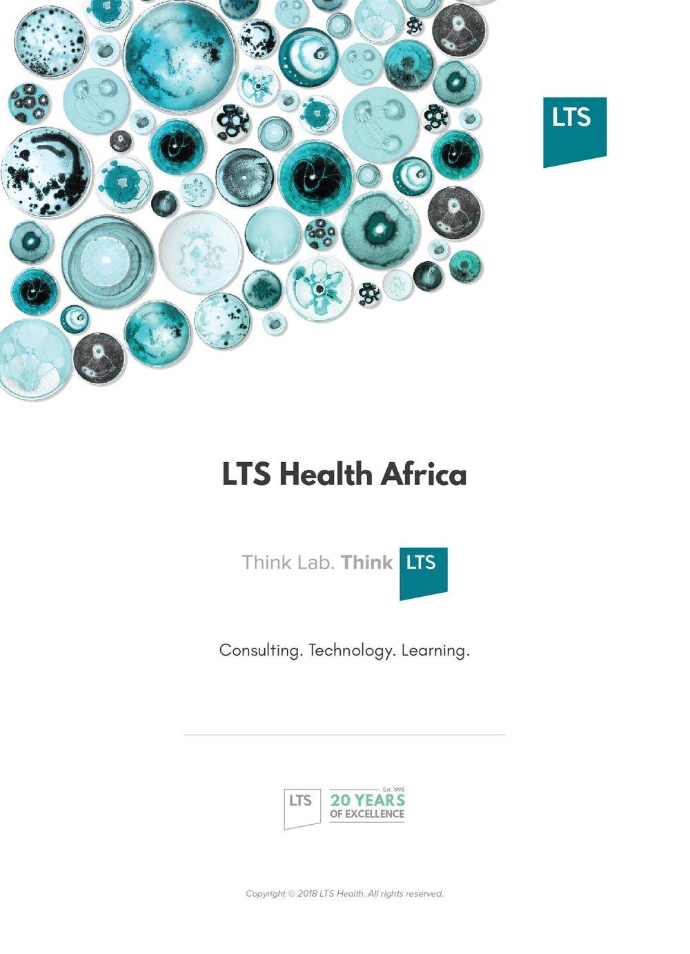 Africa Brochure