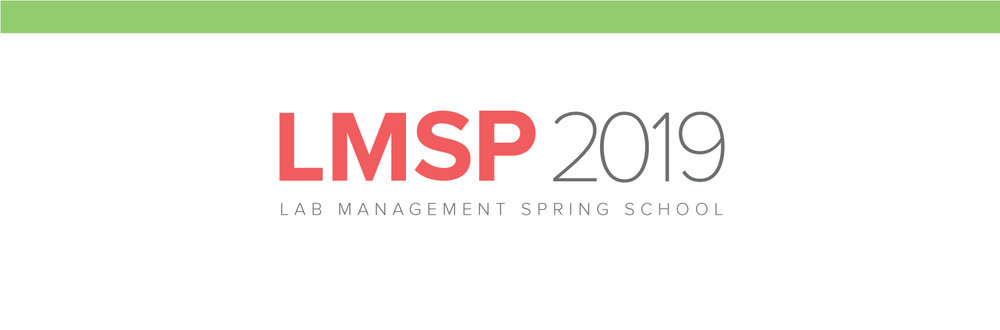 Lab Management Spring School