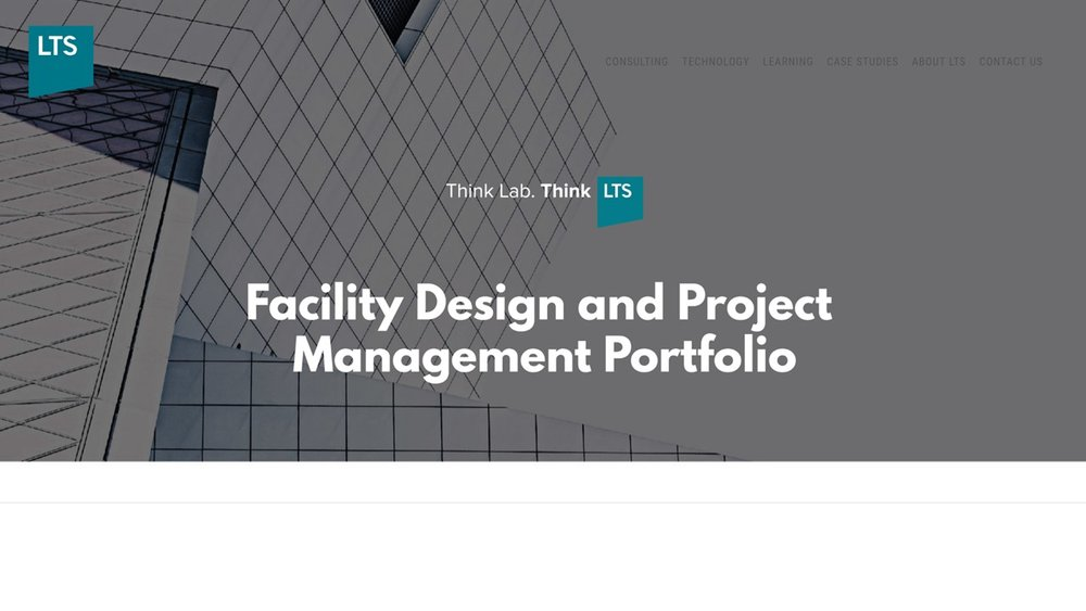 Facility Design - WebPage