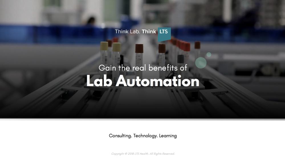 Lab Automation - Presentation