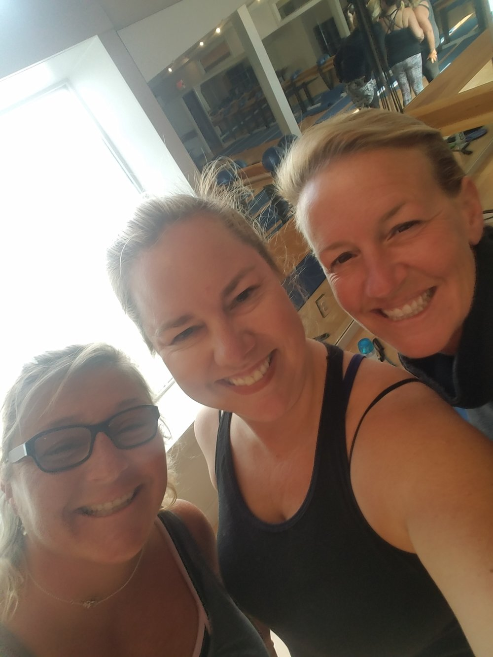 Susan, Jill & Eileen