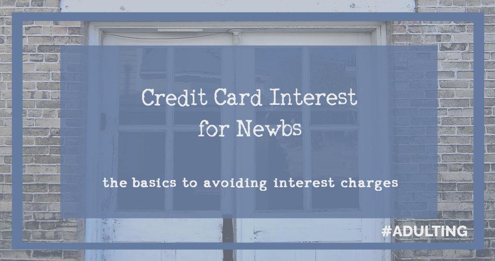 budgeting save money finances plan interest credit basic