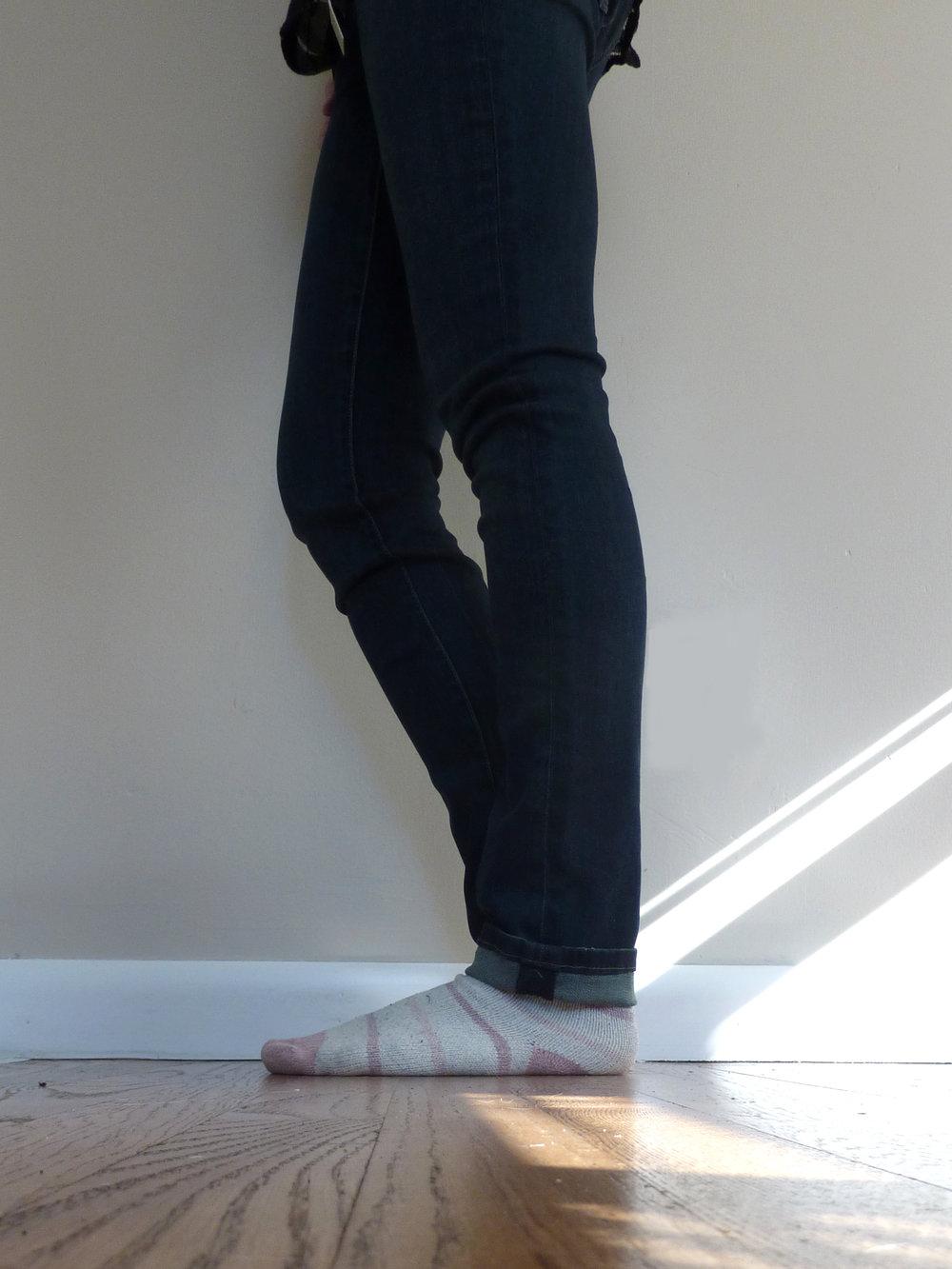 Level 99 Glenda Straight Leg Jean | Stitch Fix | subscription styling