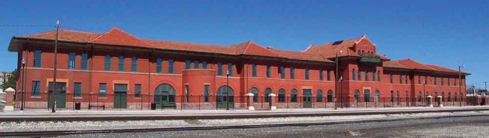 Dodge City Santa Fe Depot