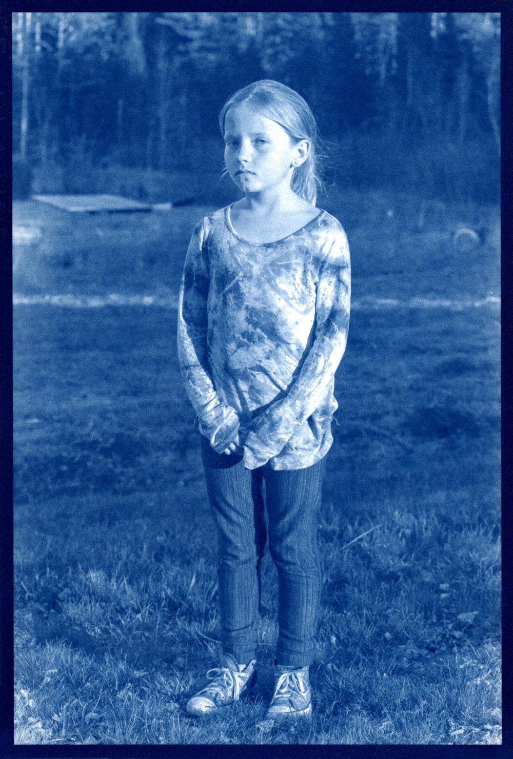 In Her Field