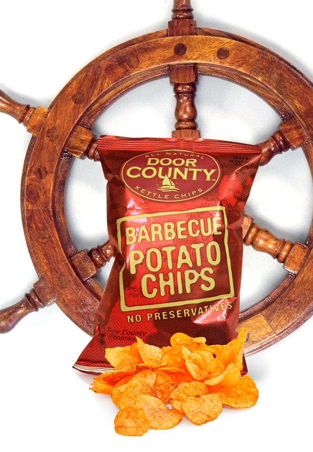 1.75oz Barbecue Potato Chips  sc 1 st  Door County Potato Chips & 1.75oz Barbecue Potato Chips u2014 Door County Potato Chips