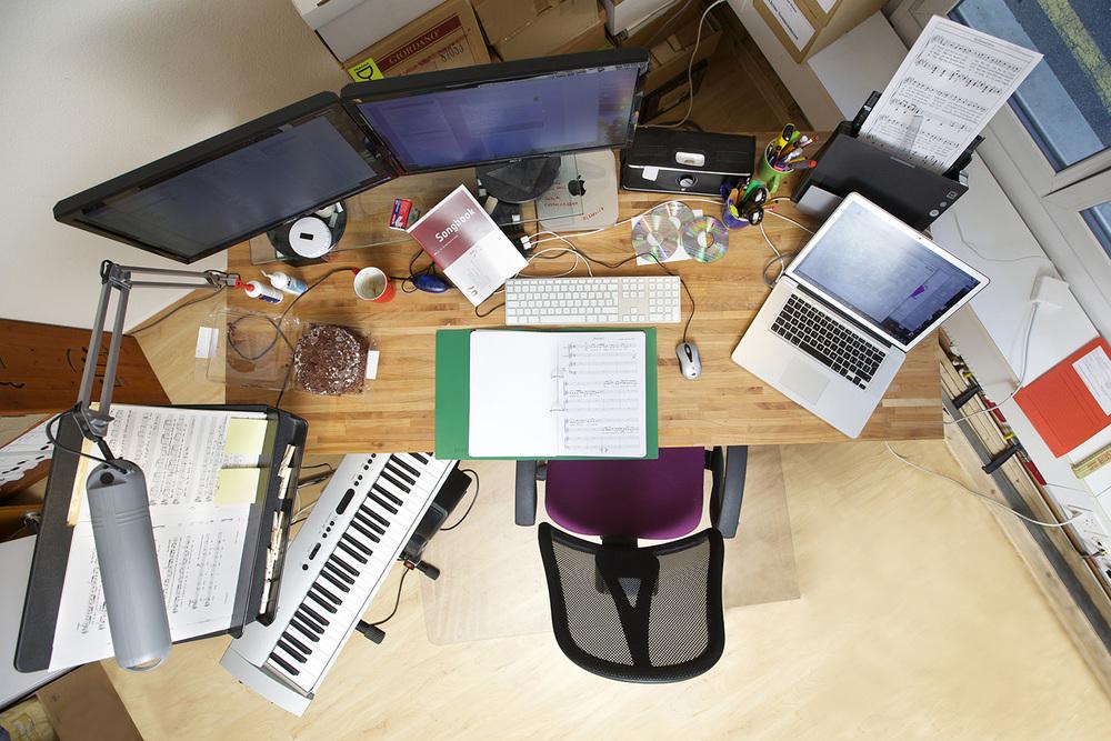 Musiknotengrafiker