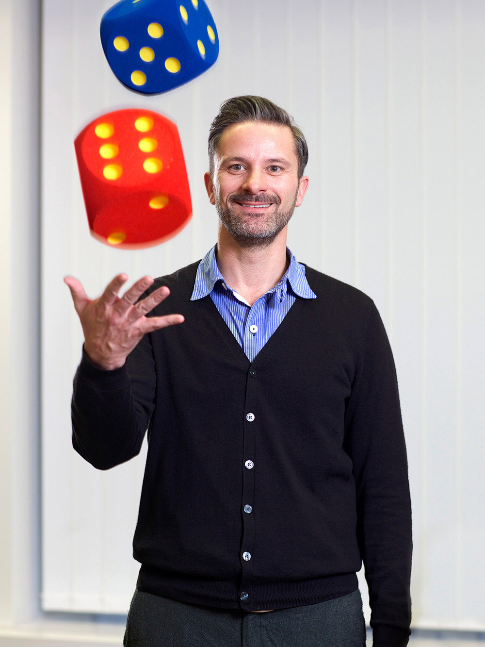 Urs Gersbach, Game Solution AG