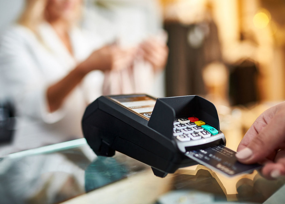 EMV compliant integrated payments through Clearent Integration.