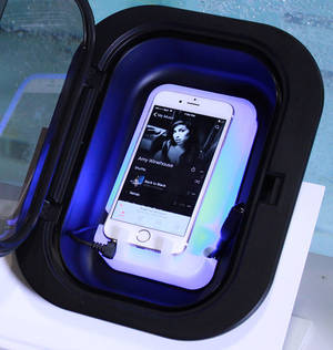 Votre téléphone intelligent protégé par le in.p4