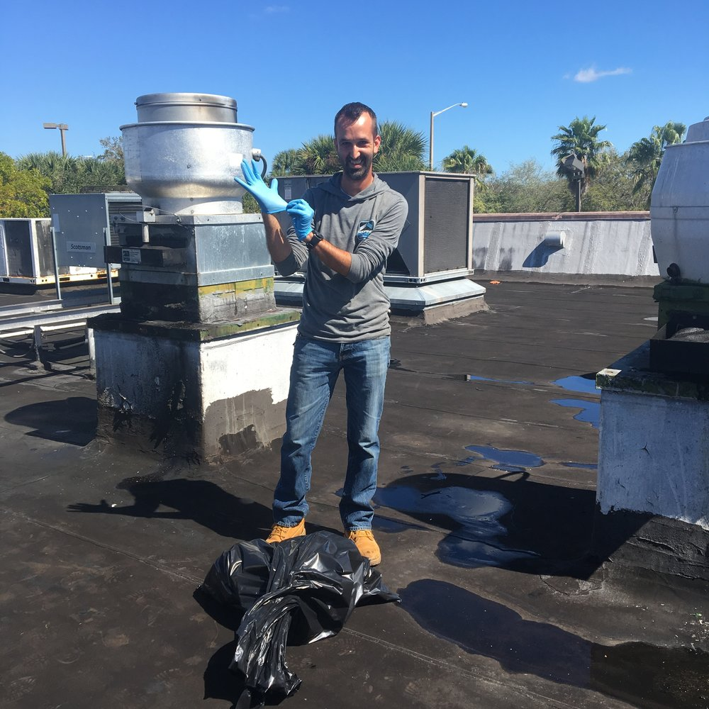 Joshua Kouts Grease Containment RoofingSource