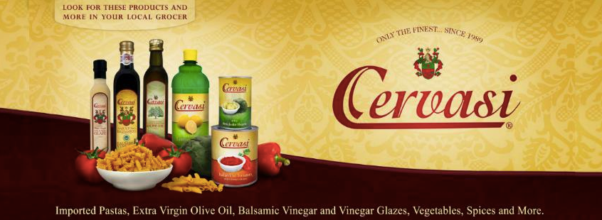 Cervasi products can be found at Hen House, Price Chopper and HyVee....but for a full list and specific locations check out this link.  http://cervasi.com/locations/