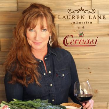 Cervasi brand ambassador and influencer Lauren Lane